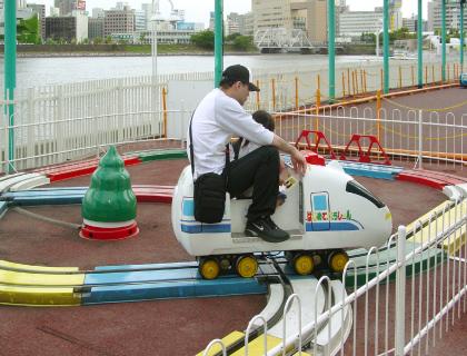 新幹線・ロッキー号
